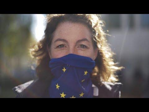 EU-Video-Gipfel: Einigung auf 540-Milliarden-Euro-Rettungsfonds