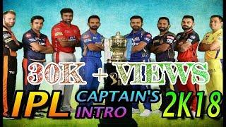 Video IPL TEAM CAPTAINS ENTRY TROLL | IPL 2018 All team captains troll MP3, 3GP, MP4, WEBM, AVI, FLV April 2018