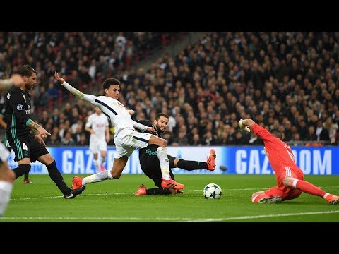 Video: Tottenham Hotspur 3 - 1 Real Madrid | Dele Alli Brace Sinks Zidane and Ronaldo | Internet Reacts