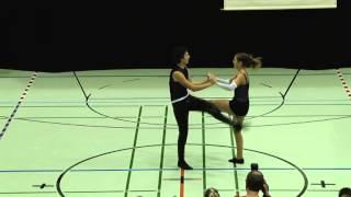 Marie Walenzik & Lars Bachmann - 31. Rhein-Sieg-Cup 2013