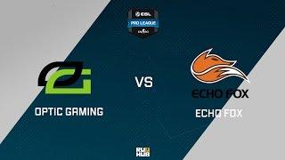 Echo Fox vs OpTic, game 1