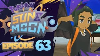 Pokémon Sun & Moon Let's Play w/ TheKingNappy! - Ep 63 Scaling Mt. Lanakila!! by King Nappy