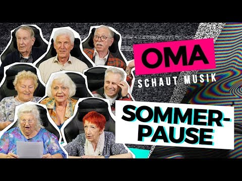 Oma & Opa schaut Musik - Sommerpause