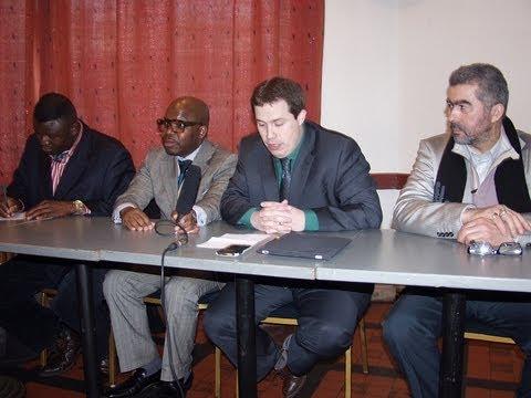 TÉLÉ 24 LIVE: Le député belge Laurent Louis a annoncé, qu'il va porter plainte contre le gouvernement « Kabila », son ministre de l'intérieur ainsi que contre la journaliste belge Colette Braeckman. Source: cheik-fita