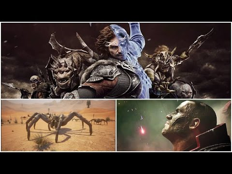 Игромания Утром 28 февраля 2017 (Middle-earth: Shadow of War, ME: Andromeda, Horizon Zero Dawn)