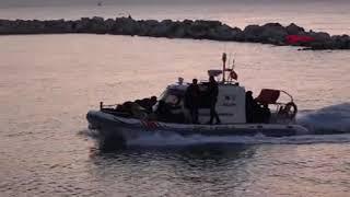 Çanakkale'de 37 kaçak göçmen yakalandı