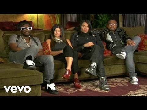 The Black Eyed Peas – Boom Boom Pow (Behind The Scenes #1)