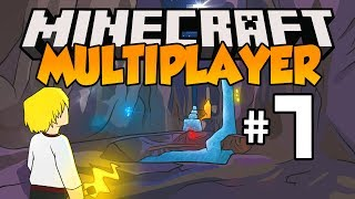 Minecraft Multiplayer Survival - Let's Play: Episode 7 - THE NETHER IS HORRIBLE! (Part 7)