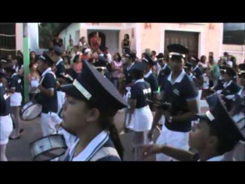 Desfile cívico 2014 Monte Alegre/RN