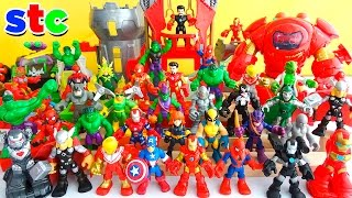 Playskool Heroes Super Hero Adventures Coleccion de Juguetes