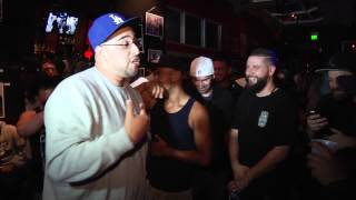 DirtbagDanTV | Ohms vs. Logik The Saint