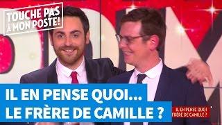 Video Il en pense quoi... le frère de Camille Combal ? MP3, 3GP, MP4, WEBM, AVI, FLV Agustus 2017