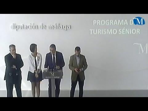 Presentación del programa de Turismo Sénior