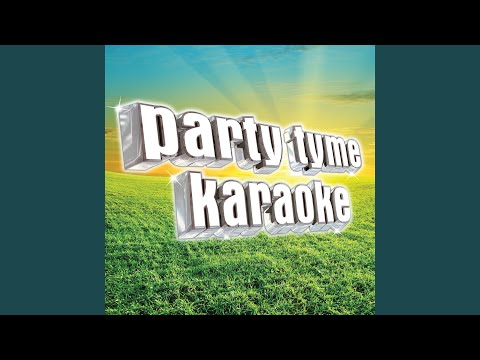 Gasoline And Matches (Made Popular By Leann Rimes Ft. Rob Thomas) (Karaoke Version)