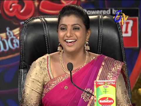 Jabardasth  - ????????? -  Chalaki Chanti Performance on 17th April 2014 18 April 2014 08 AM