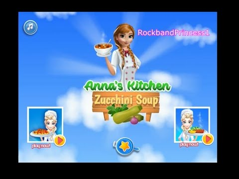 Frozen Cooking Game Free