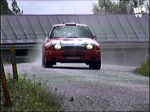 Finland - SM Uusikaupunki Ralli 2000