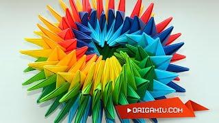 L'origami Modulaire