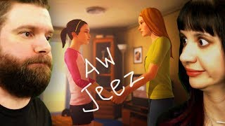 Life is Strange: Before the Storm Bonus Episode | MAX AND CHLOE SAY FAREWELL (oh boy)
