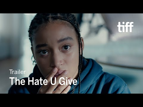THE HATE U GIVE Trailer | TIFF 2018