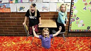Video THE SCHOOL IS LAVA! MP3, 3GP, MP4, WEBM, AVI, FLV September 2018