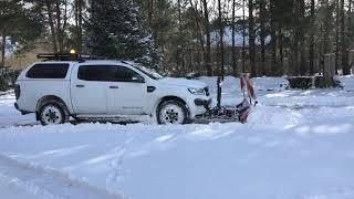4. Ford Ranger snoway 22