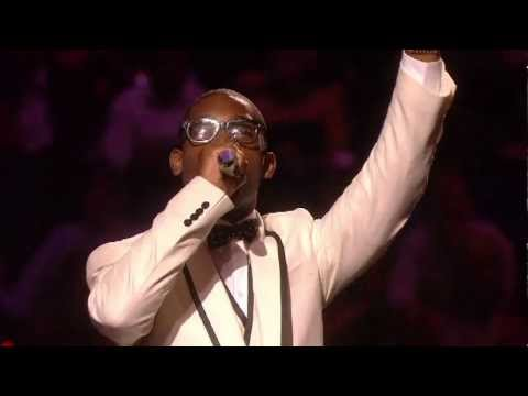 Tinie Tempah wins British Breakthrough Act presented by Fearne Cotton | BRIT Awards 2011