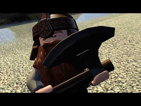 Lego Le Seigneur des Anneaux - Trailer de Lancement