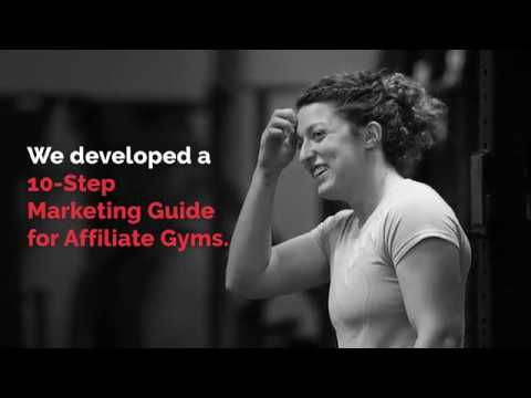 10-Step Marketing Guide for Affiliate Gyms