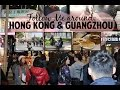 Follow Me Around Hong Kong & Guangzhou China! - Things to Do, What to See & Where to Eat!