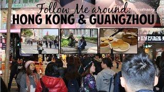 Guangzhou China  city photo : Follow Me Around Hong Kong & Guangzhou China! - Things to Do, What to See & Where to Eat!