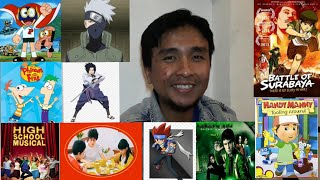 Video Dubber Phineas, P Man, Sasuke & Kakashi (Naruto Shippuden), Musa Battle Of Surabaya, Ben 10,, Dll MP3, 3GP, MP4, WEBM, AVI, FLV Maret 2019
