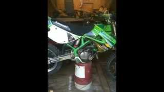8. 2001 KX100 for sale
