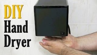 In this video, I will show you how to make a Hand Dryer at Home. Please LIKE, SHARE and SUBSCRIBE. ❄ SUBSCRIBE HERE ➜ https://www.youtube.com/subscription_center?add_user=fixitsamo❄ WATCH OTHER VIDEOS:- DIY Soda Fountain Machine: https://youtu.be/LvxI0gnec_w- DIY Water PUMP: https://youtu.be/dDsTwWGD2Hg- How To Build An Alcohol Stove: https://youtu.be/5UffK_LUcF8- DIY Bladeless Fan: https://youtu.be/vyJ4wA-3dnY❄ ALL VIDEOS HERE ➜ http://www.youtube.com/user/fixitsamo/videos❄ FOLLOW US:INSTAGRAM ➜ https://www.instagram.com/fixitsamo FACEBOOK ➜ https://www.facebook.com/fixitsamo PINTEREST ➜ https://www.pinterest.com/fixitsamo T W I T T E R ➜ https://twitter.com/fixitsamoGOOGLE+ ➜ google.com/+fixitsamoAlways happy to hear from you! Your comments, shares and all other interactions are very welcome. Thanks for watching!Music: Killing Time by Kevin MacLeod is licensed under a Creative Commons Attribution license (https://creativecommons.org/licenses/by/4.0/)Source: http://incompetech.com/music/royalty-free/index.html?isrc=USUAN1100570Artist: http://incompetech.com/Electro Sketch by Kevin MacLeod is licensed under a Creative Commons Attribution license (https://creativecommons.org/licenses/by/4.0/)Source: http://incompetech.com/music/royalty-free/?keywords=electro+sketch&Search=SearchArtist: http://incompetech.com/parts5 inches Vacuum Blower Motor 120 volts 50/60Hzflexible PVC Coupling 5 to 4 inchesWire Connectores Disconnects11o volts power cable110 volts On Off Switch6 suction cups2 brackets6 1/4 x 6 1/4 inches Cardboard (x4)6 3/4 x 6 1/4  inches Cardboard (x1)6 1/4 x 6 1/2 inches Cardboard (x1)6 3/4 x 6 3/4  inches Cardboard (x1)