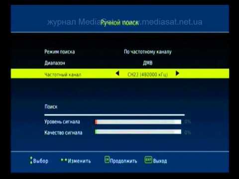 DVB-T2 ресивер Strong 8500. Прием DVB-T в Киеве