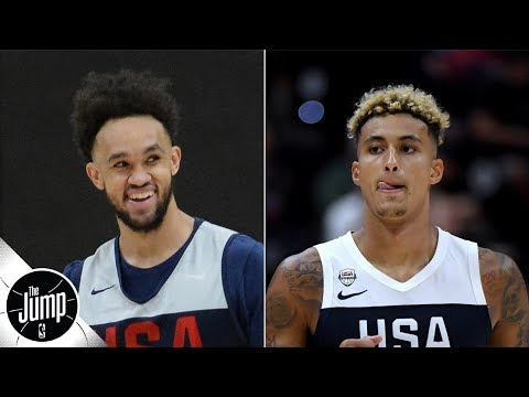Video: Predicting the last player to be cut from Team USA for the 2019 FIBA World Cup | The Jump