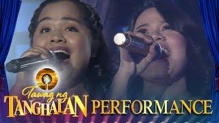 Rica Mae Maer vs. Charisma Amor Manua  Tawag ng Tanghalan