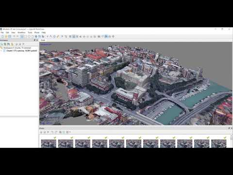 Google Earth Pro + Agisoft PhotoScan_TUTORIAL ITA (A.A. 2016/17)