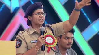 Video DSP Saritha Madam's Speech In Bhashyam Blooms Annual Day Celebrations MP3, 3GP, MP4, WEBM, AVI, FLV Desember 2018