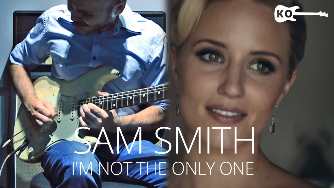 Sam Smith – I'm Not The Only One – Electric Guitar Cover by Kfir Ochaion