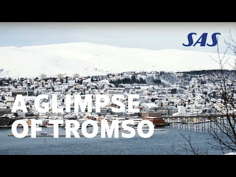 A Glimpse of Tromsø