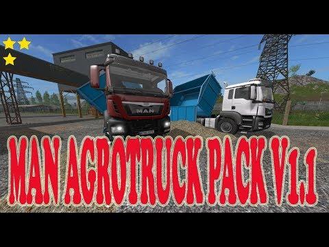 Man AgroTruck Pack v1.1