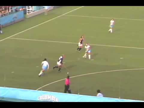 Video Highlights Nov.1, 2009: Women's Field Hockey vs. Columbia