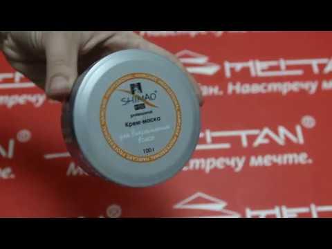 Крем-маска для выпрямления волос Shi Mao MeiTan