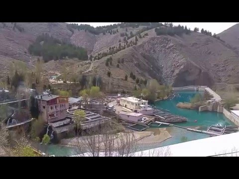 Elazığ Keban Çırçır Şelalesi (Gezi-Eğlence-Balık) Mekan İncelemesi
