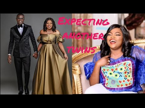 Congrat Actress Funke Akindele Expecting Another Set Of Twins
