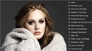 Video 아델 [ Adele ] 최고의 노래 - Best Songs of Adele MP3, 3GP, MP4, WEBM, AVI, FLV September 2019