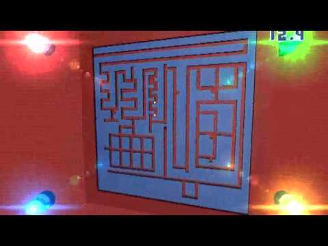 Video of Ball Labyrinth 3D