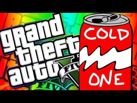 Crackin' Open a Cold One with The Crew! - GTA 5