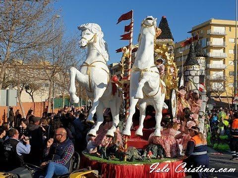 Gran Cabalgata Carnaval Isla Cristina 2020